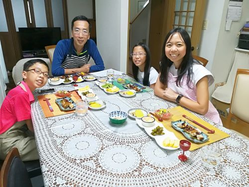 Lee Tuck Wai family