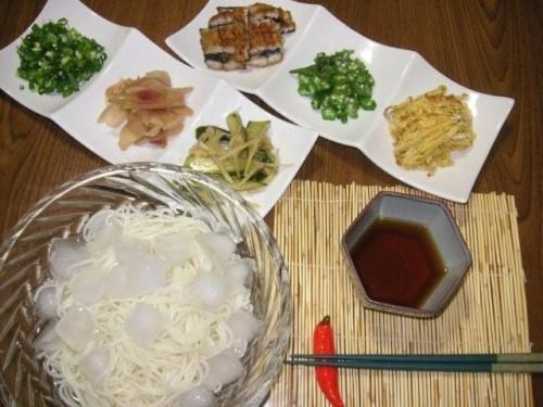 Chilled Fine Noodle