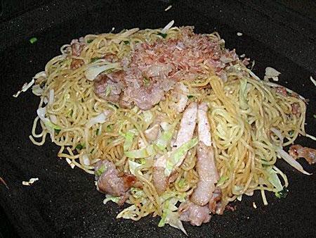 Yakisoba sauce recipe